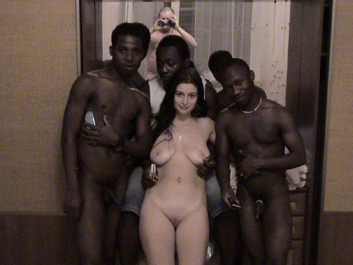Cockhold gang bang, flash mirror nude pics