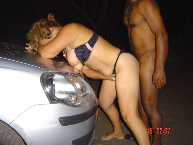 Free video cuckold public wife gangbang and she's